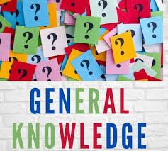General Knowledge for Pre School 1